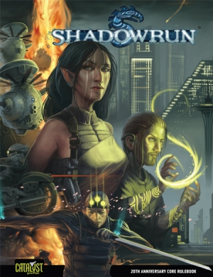 Shadowrun Fourth Edition, 20th Anniversary Edition