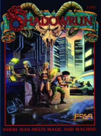 Shadowrun, First Edition