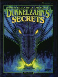Portfolio of a Dragon: Dunkelzahn's Secrets
