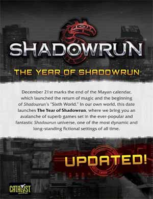 Year of Shadowrun