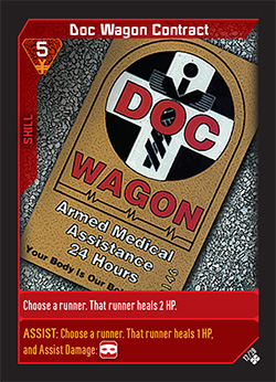 Doc Wagon Contract