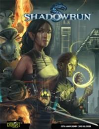 Shadowrun Fourth Edition, 20th Anniversary Edition