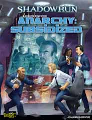Anarchy: Subsidized: Horizon Adventure 2