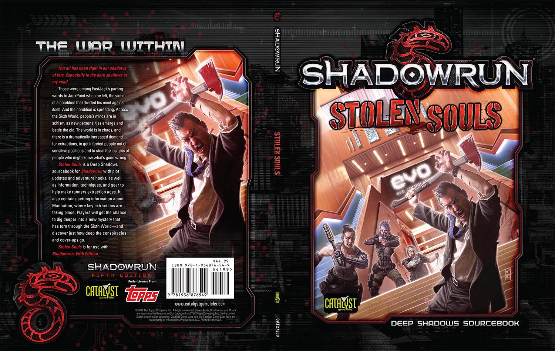 Shadowrun 4th Edition 20th Anniversary Epub Download