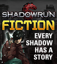 Shadowrun Fiction